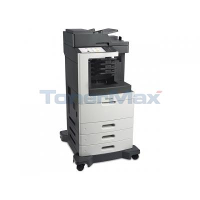 Lexmark MX812dtme MFP